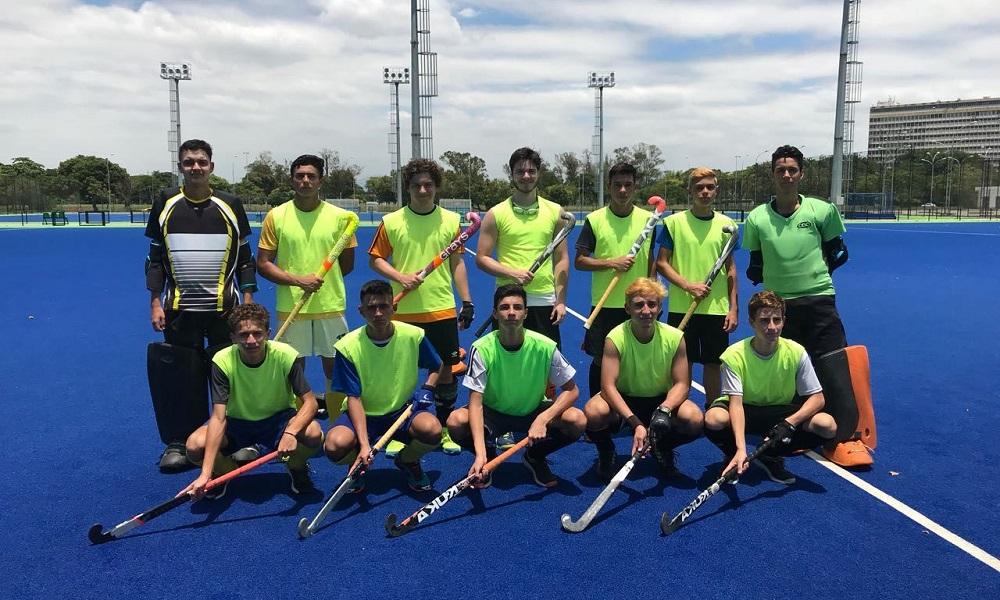 Seleção Masculina Sub-18 inicia preparação visando Pan da Juventude