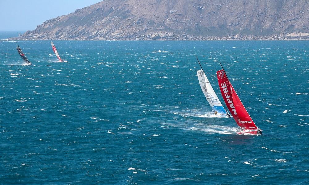 Começa terceira etapa da Volvo Ocean Race rumo à Austrália