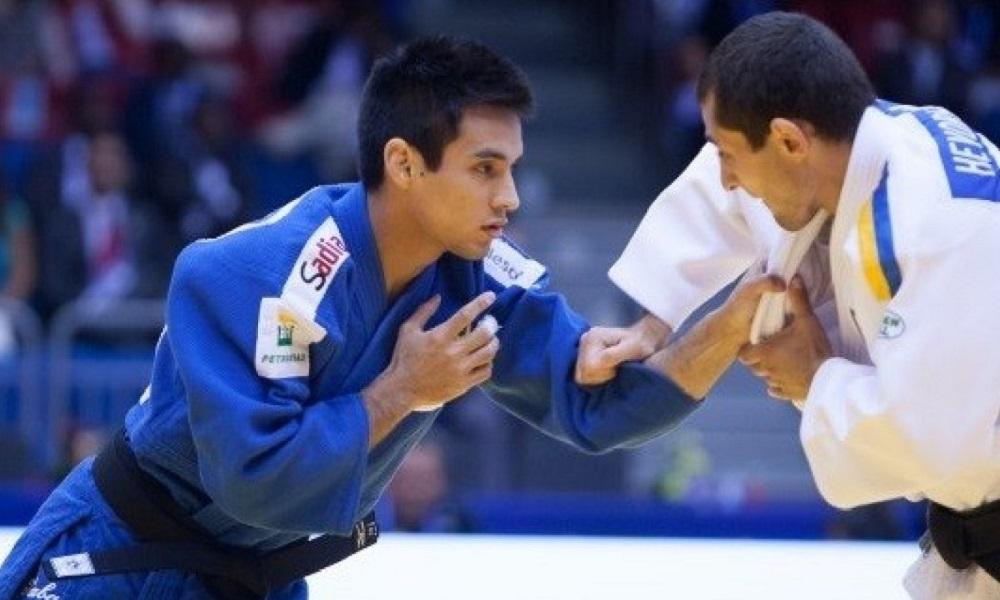 Eric Takabatake conquistou o ouro em Guadalajara