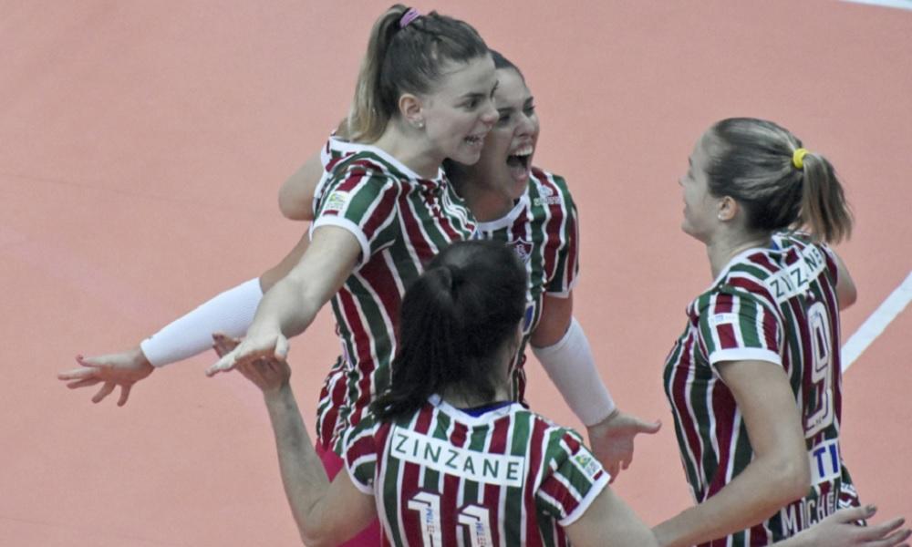 Fluminense vence Bauru em jogo de cinco sets na Superliga e2ef8706548f8