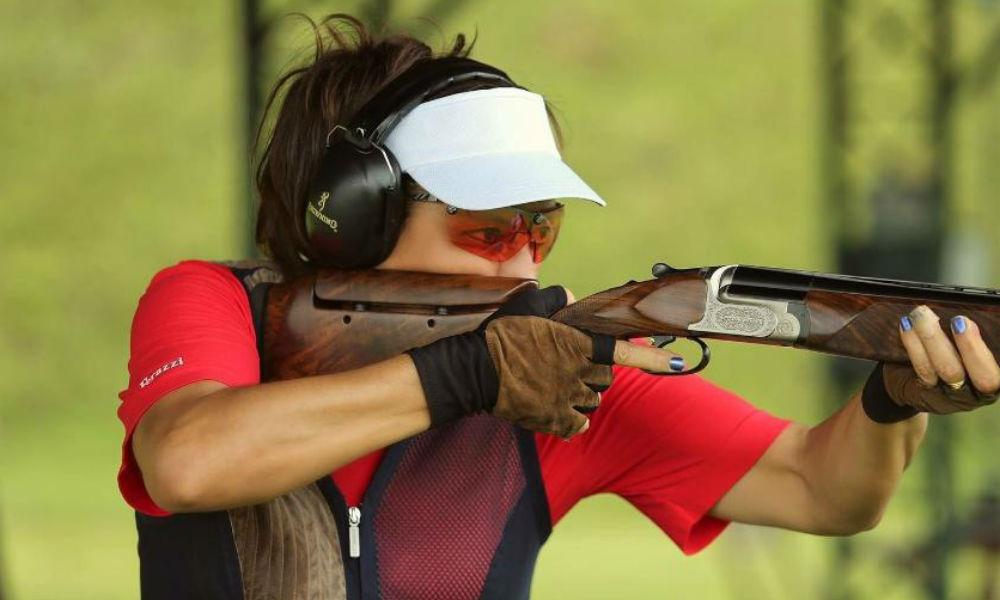 Janice Teixeira, da fossa olímpica