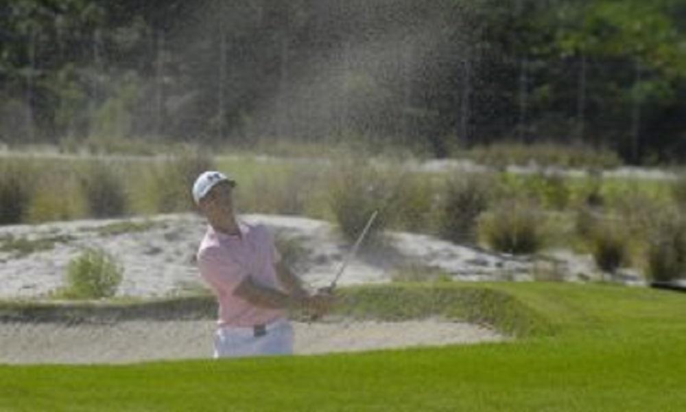 Axell dos Santos começa em 10º na seletiva para PGA Tour