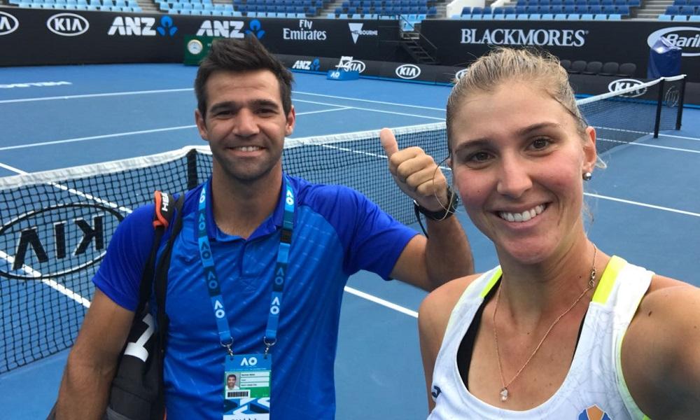 Bia Haddad estreia na madrugada desta terça no Australian Open