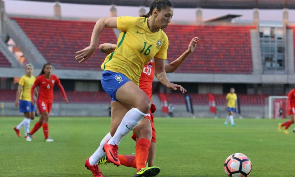 Bia Zaneratto e Daiane Rodrigues são convocadas para Seleção