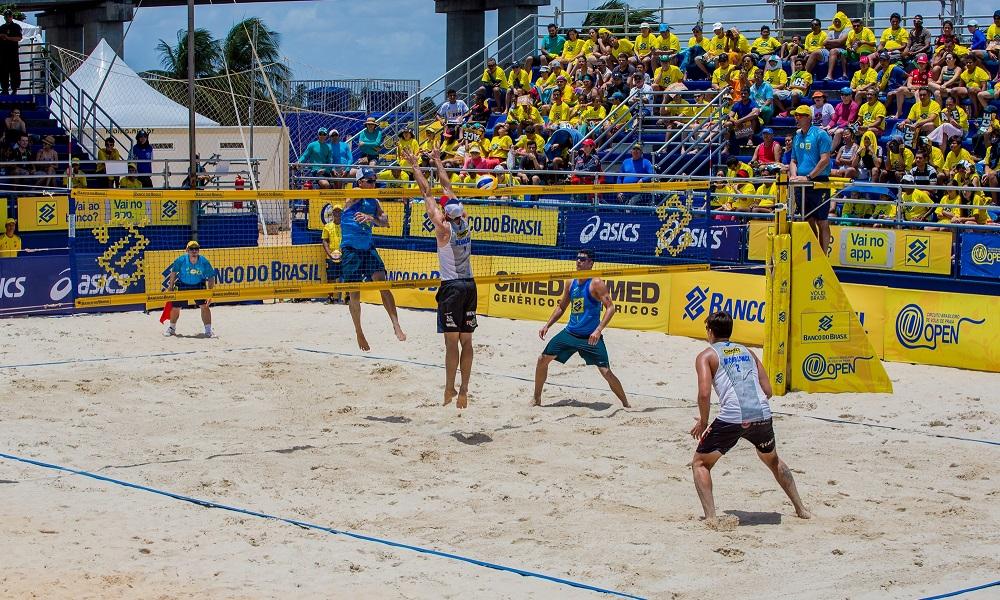 Temporada do Circuito Brasileiro Open retorna em Fortaleza