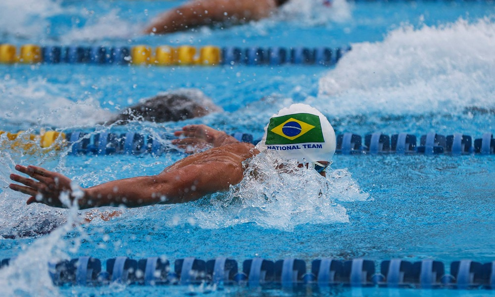 Com mais de 40 medalhas, Brasil é vice-campeão da I Copa Uana