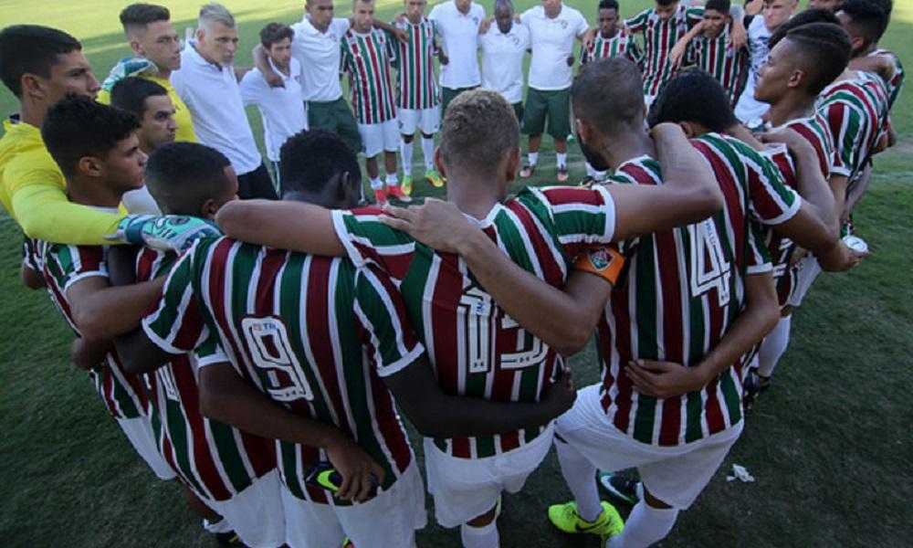 Fluminense vence 1º desafio na Copinha diante do Mogi Mirim