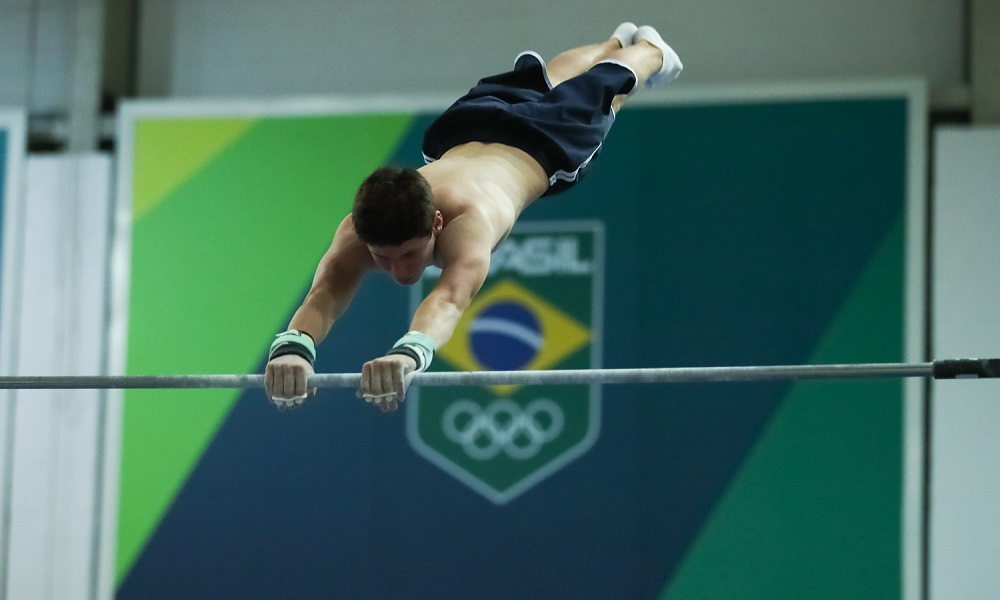 Estágio de treinamento da ginástica artística chega ao fim