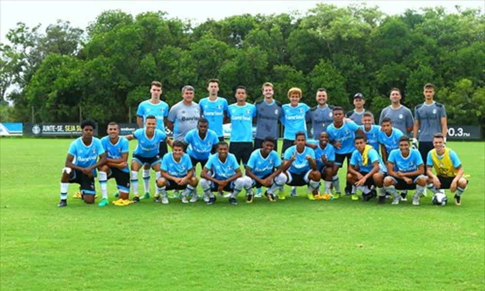 Grêmio vence Bragantino e assume liderança do Grupo 30 na Copinha