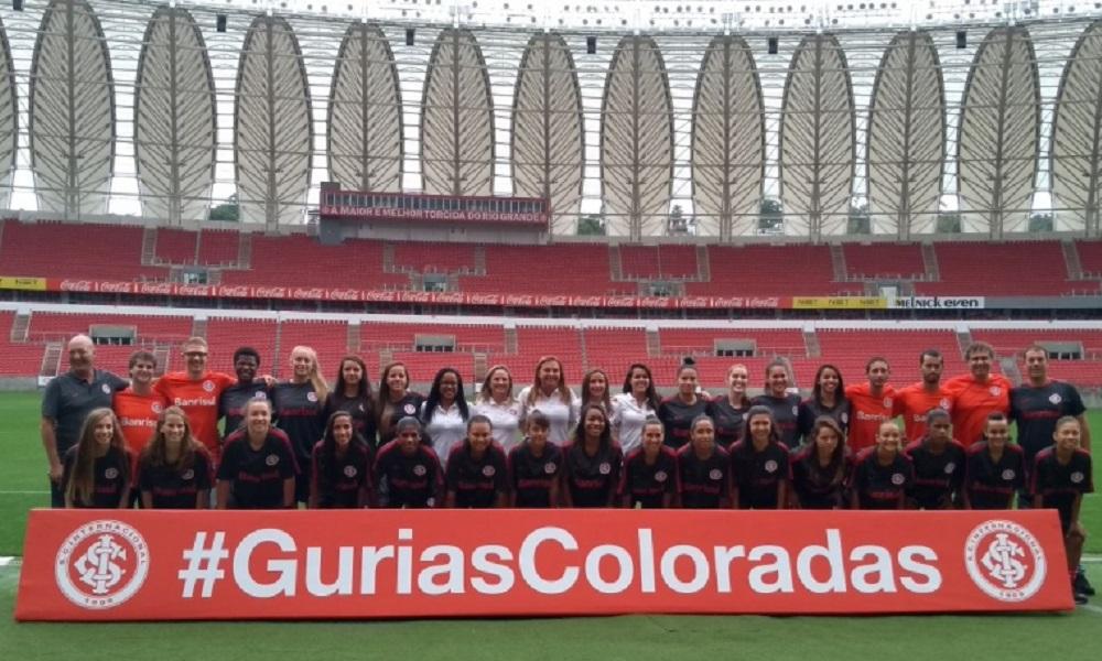 Internacional abre a temporada 2018 do futebol feminino