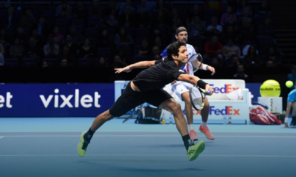 Marcelo Melo chega a 44 semanas no topo do ranking da ATP