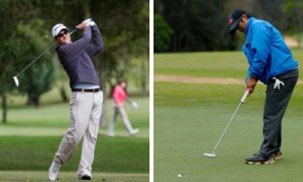 Matheus Park e Matheus Balestrin disputam torneio no Uruguai