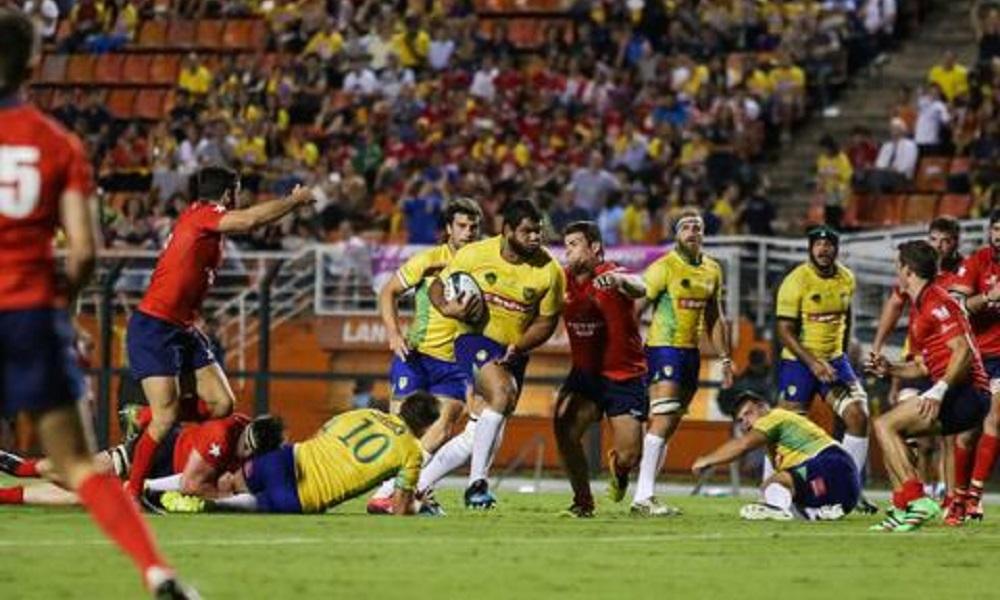 Tupis estreiam pelo Americas Rugby Championship contra o Chile
