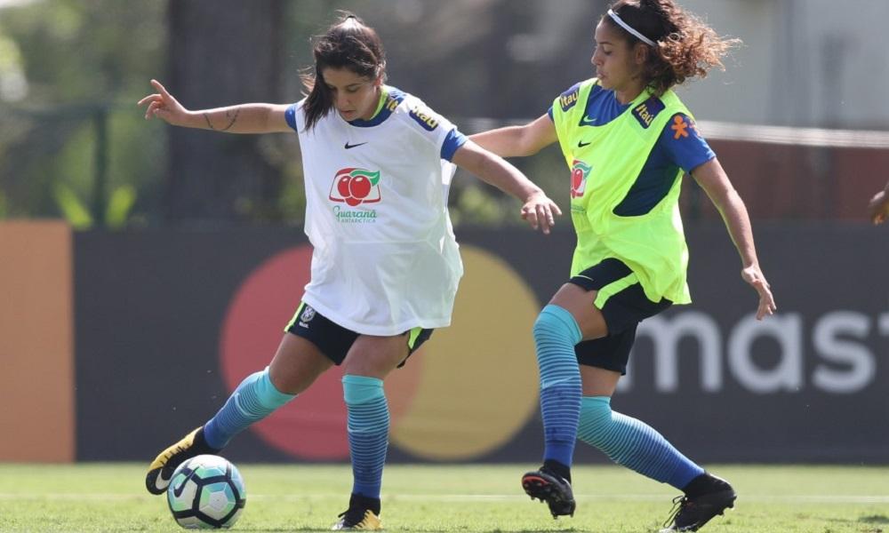 Seleção Feminina Sub-20 viaja nesta 5ª para Sul-Americano