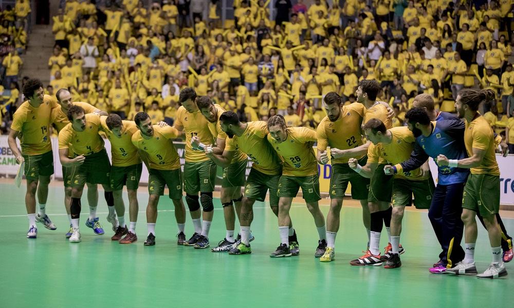Seleção masculina intensifica treinos visando Tóquio-20