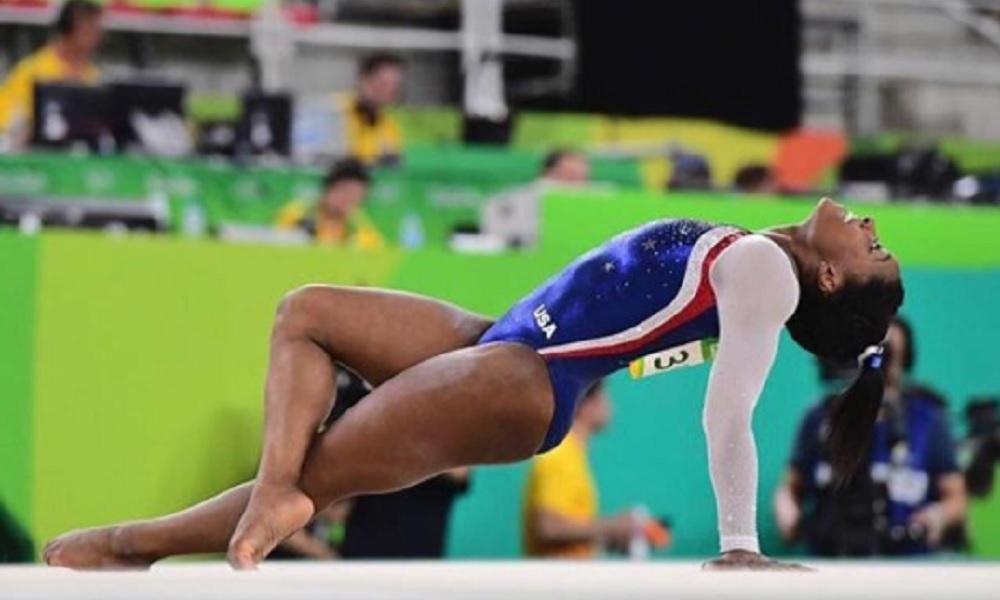 Ouro na Rio 2016, Simone Biles revela ter sofrido abuso sexual
