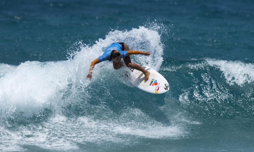 Tainá Hinckel e João Chianca terminam em 3º na Austrália