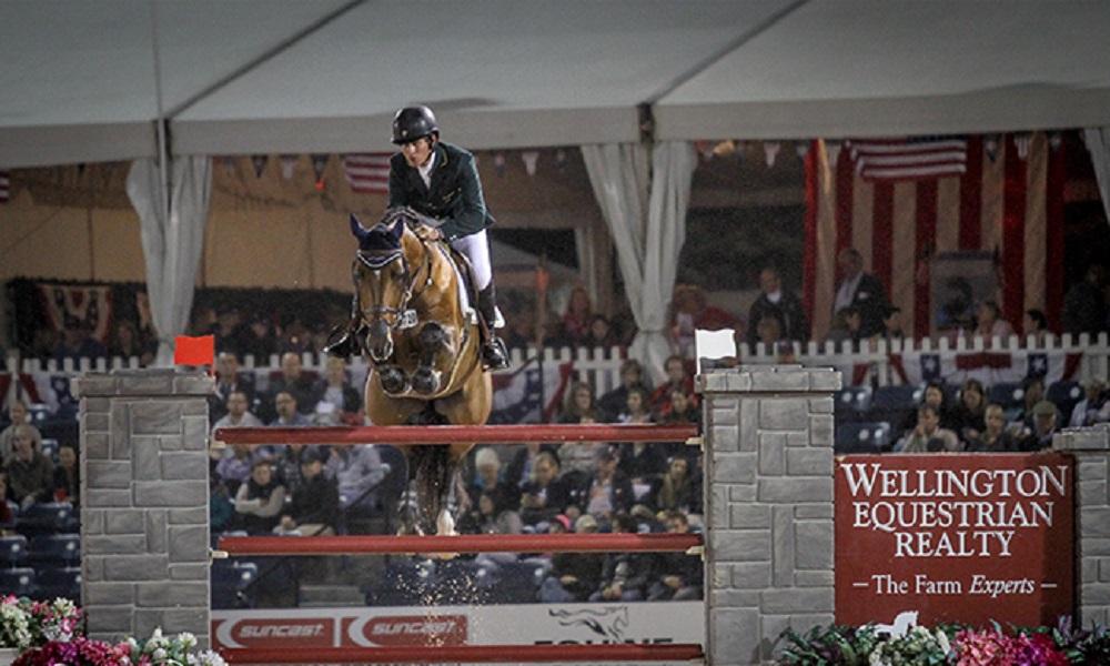 Brasil a postos com força total no Winter Equestrian Festival