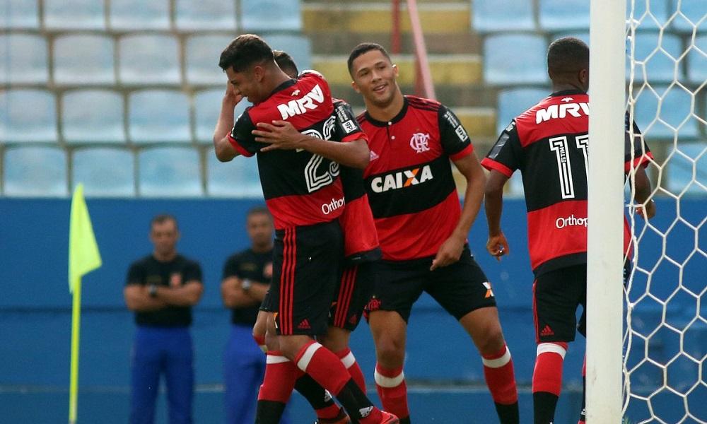 AO VIVO  Flamengo x Audax - Copa São Paulo de Juniores 6662e1a5d7585