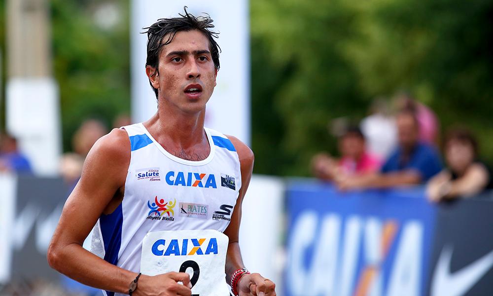 Websérie tem Caio Bonfim: marcha atlética vem de família