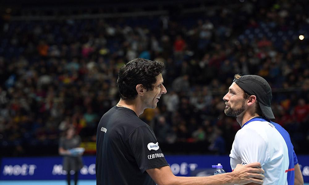Marcelo Melo e Lukasz Kubot vencem na estreia em Wimbledon