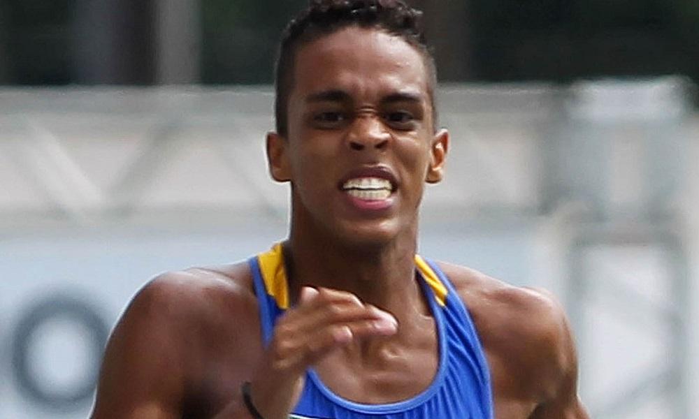 Aldemir Gomes Júnior 200m rasos masculino Jogos Olímpicos de Tóquio 2020
