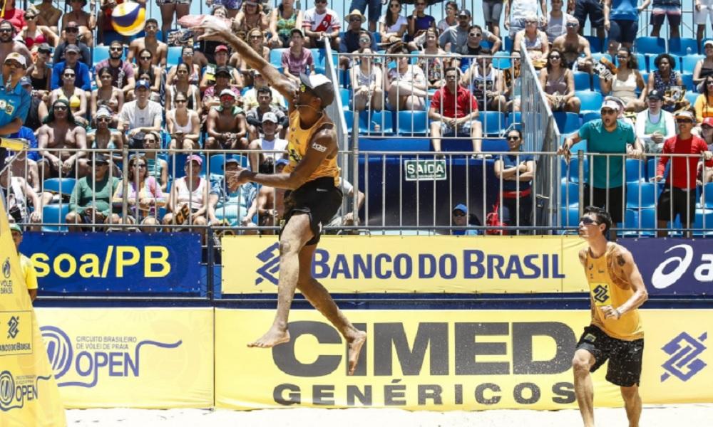 André Stein e Evandro são campeões da etapa de João Pessoa