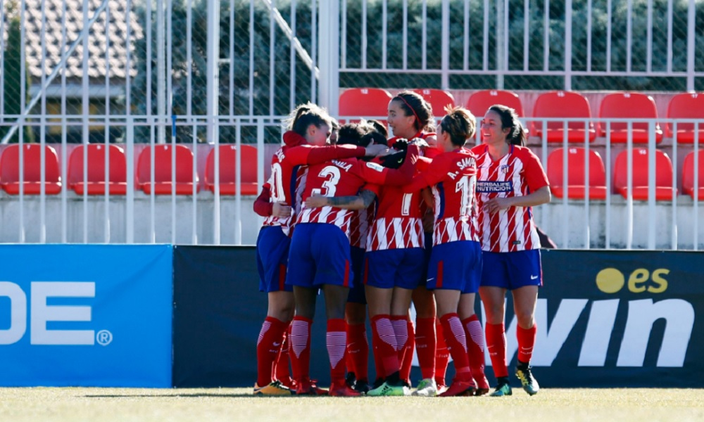 De virada, Atlético de Madrid vence e retoma liderança