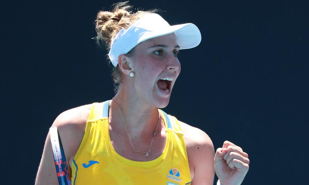 Bia Haddad Maia estreia com vitória no WTA Premier de Miami