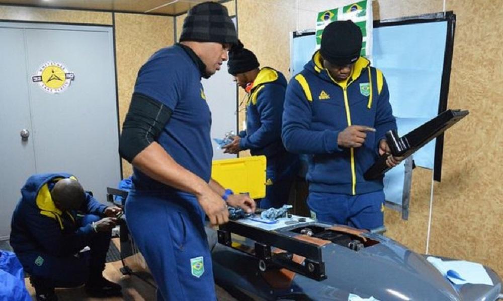 Bobsled brasileiro faz ajustes antes da estreia em PyeongChang