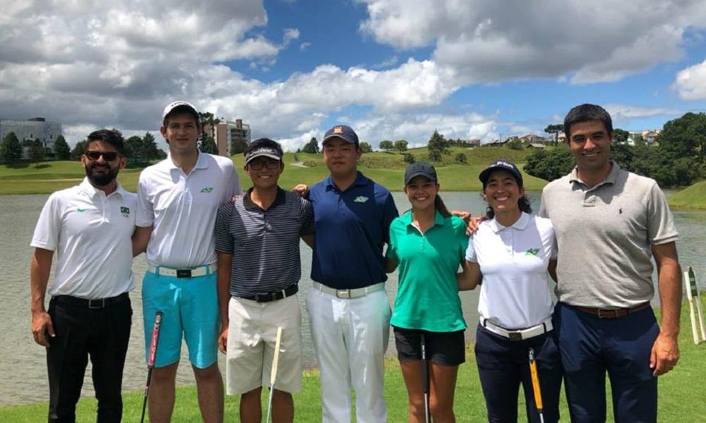 CBG promove treino para atletas do Sul-Americano Juvenil