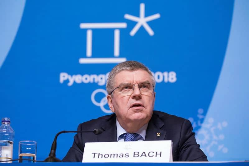 Presidente do COI Thomas Bach falou mais uma vez sobre adiamento dos Jogos de Tóquio (Flickr/COI)