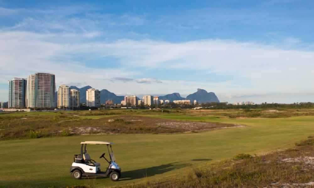 Campo Olímpico de Golfe será Centro de Treinamento da CBG