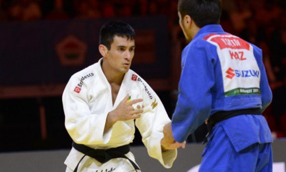 Eric Takabatake - Jogos Olímpicos de Tóquio 2020 - peso ligeiro - judô
