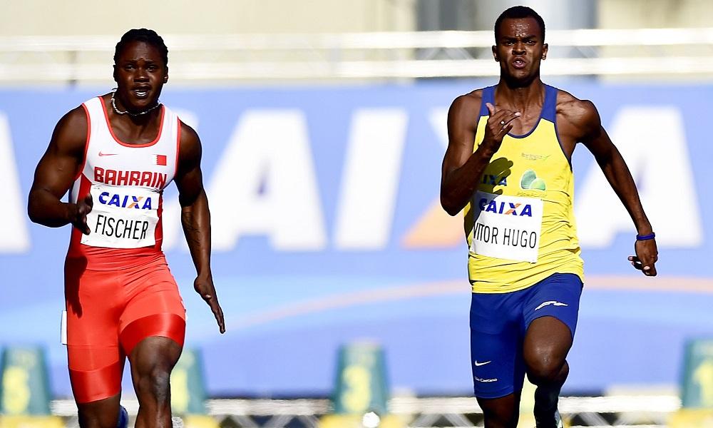 Velocistas buscam índice no Desafio Brasil de Atletismo Indoor