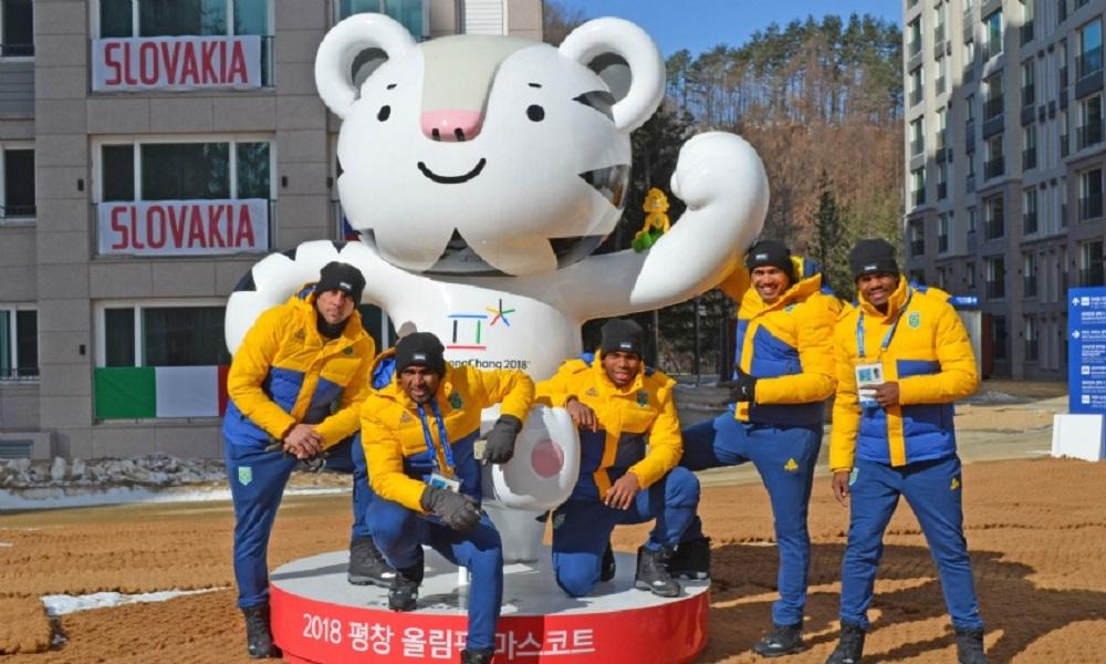 Brasileiros começam a chegar para os Jogos de Inverno - Olimpíada Todo Dia 07f156d0351cd