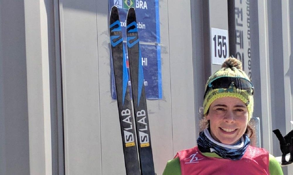 Jaqueline Mourão abre participação do Brasil em PyeongChang