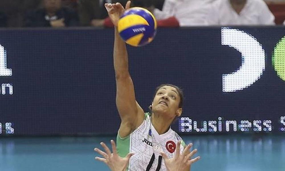 Fenerbahce, sem Natália, e Çanakkale perdem no Campeonato Turco