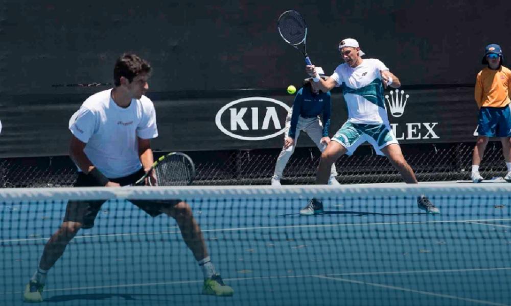 Marcelo Melo e Lukasz Kubot vencem na estreia do ATP de Roterdã