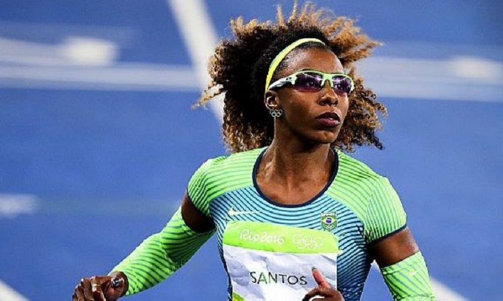 Rosângela Santos 100m rasos e revezamento 4x100m feminino Tóquio 2020 atletismo