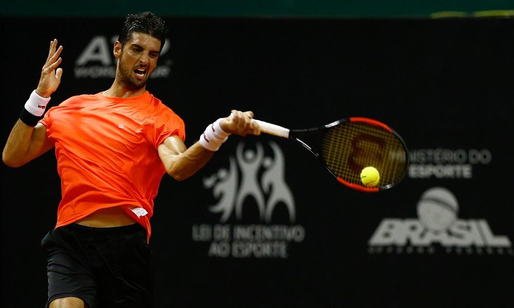 Bellucci recebe segundo convite para o Brasil Open 2018