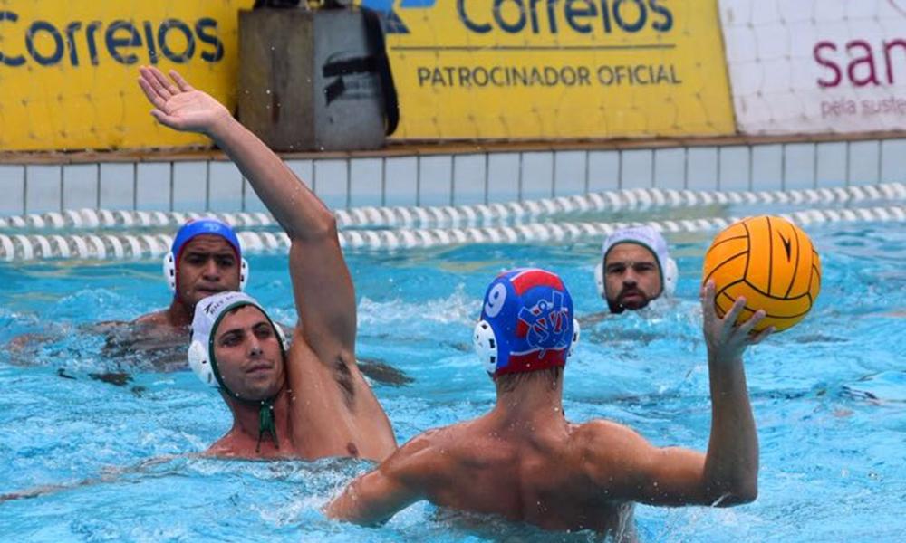 tabela do Campeonato Sul-Americano de Pólo Aquático