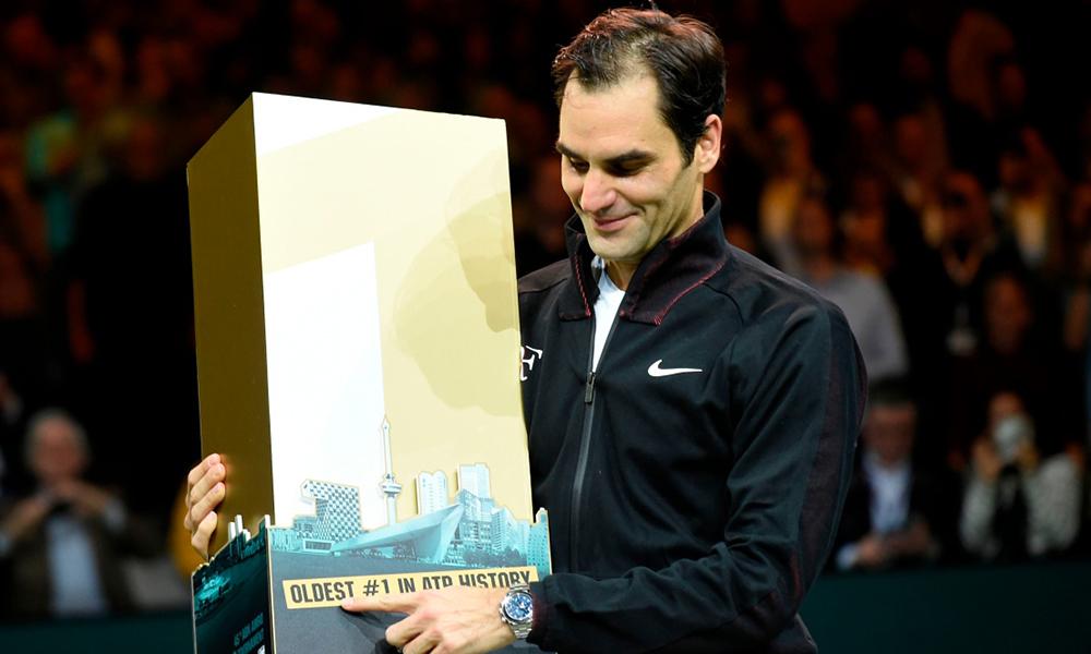 Lista da Revista Forbes dos mais bem pagos do mundo: Federer lidera