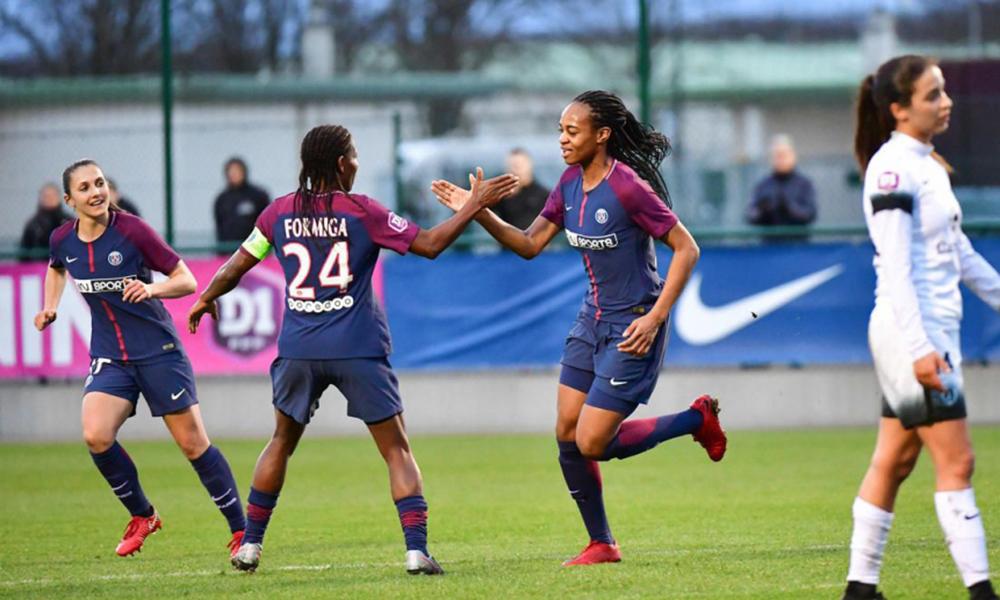 PSG, de Formiga e Erika, está nas quartas da Copa da França