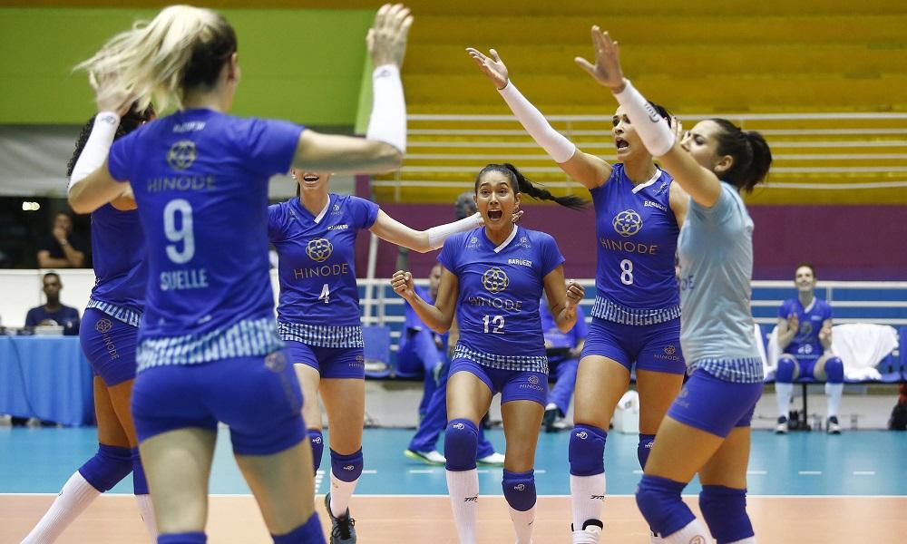 Barueri X Osasco - Superliga feminina de vôlei 2017/2018