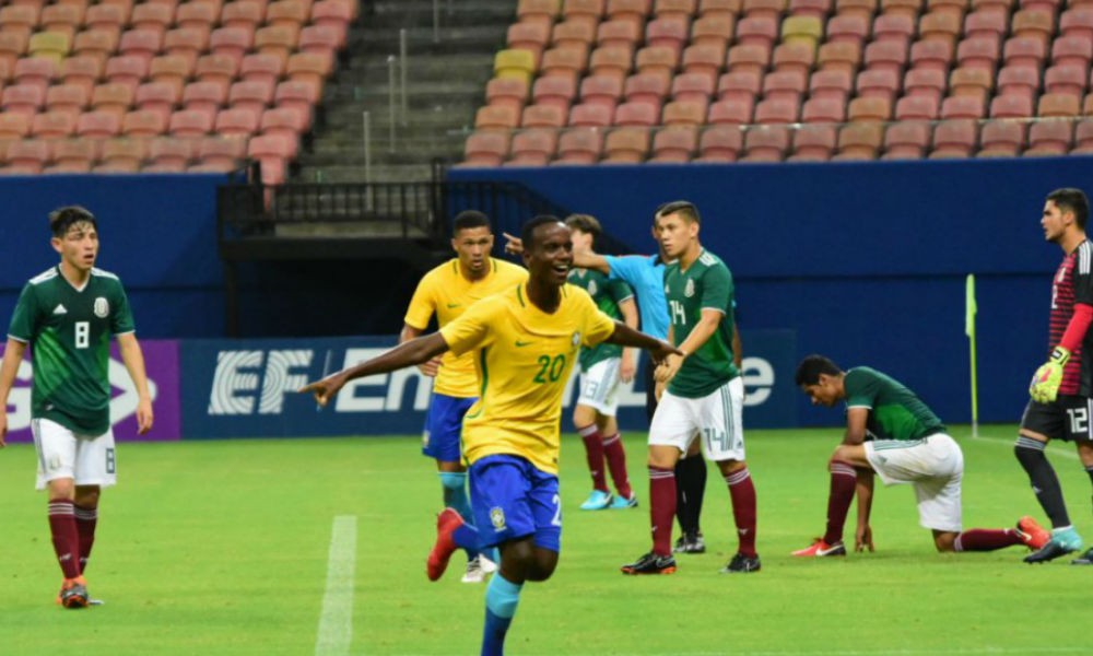 Seleção Brasileira Sub-20 fará dois amistosos contra o Chile 0aea6a9eeb037