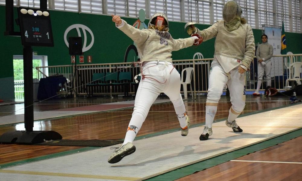 Pan-Americano cadete e juvenil de esgrima