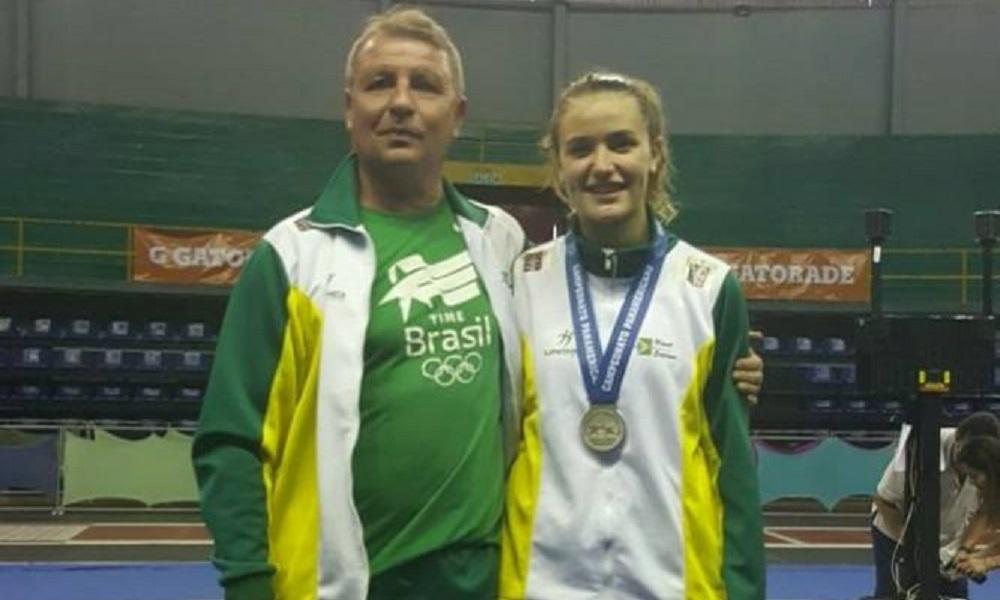 Luana Pekelman comenta participação vitoriosa no Pan-Americano