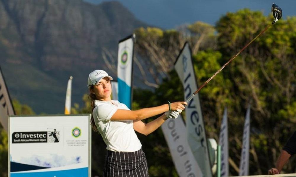 Luiza Altmann avança para a final na África do Sul