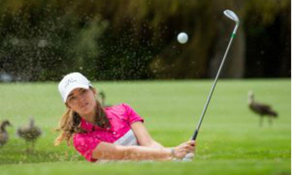 Luizo Altmann flórida aberto golfe feminino
